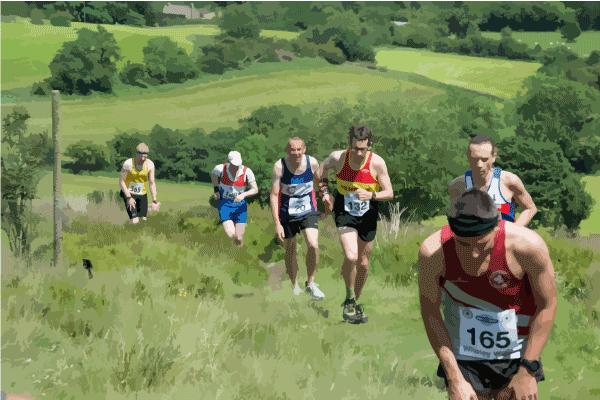 Whaley Waltz Fell Race